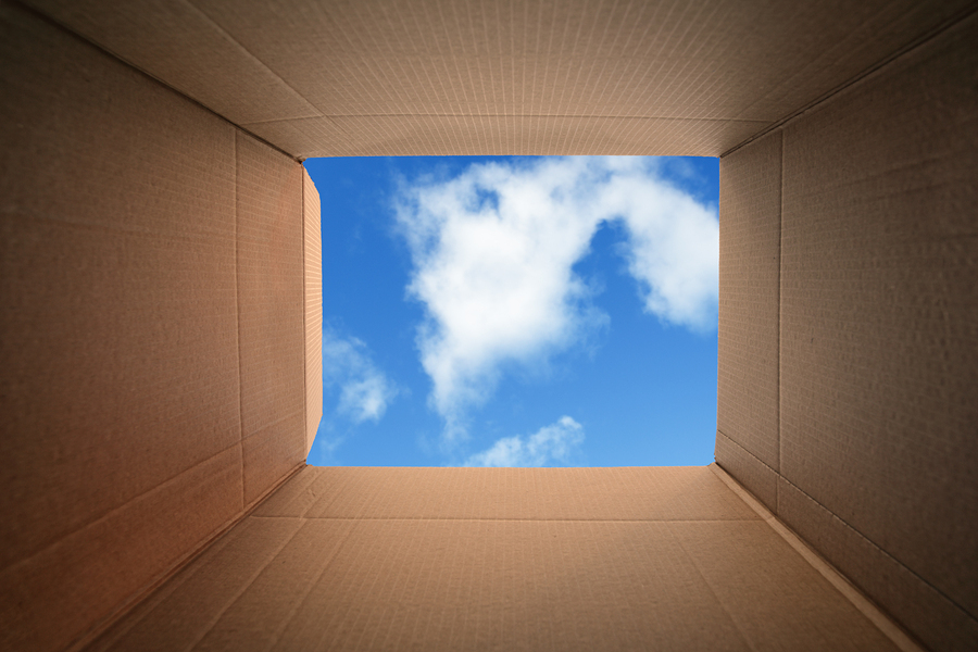 thoát khỏi tư duy chiếc hộp nghĩ khác ngày hôm qua
