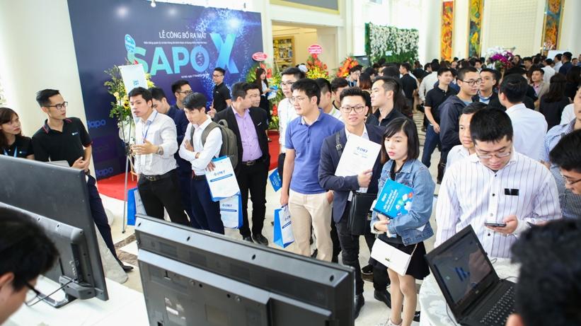 Review nền tảng bán hàng đa kênh SapoX