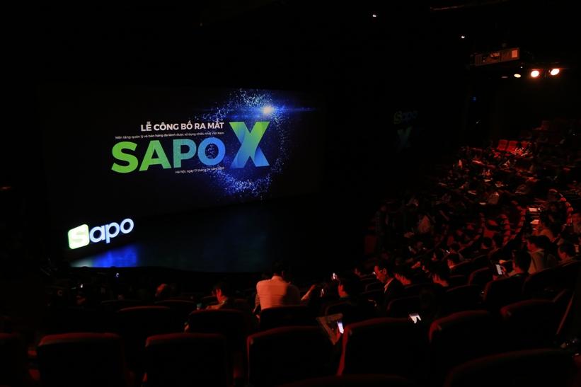 Ra mắt nền tảng bán hàng đa kênh Sapo X