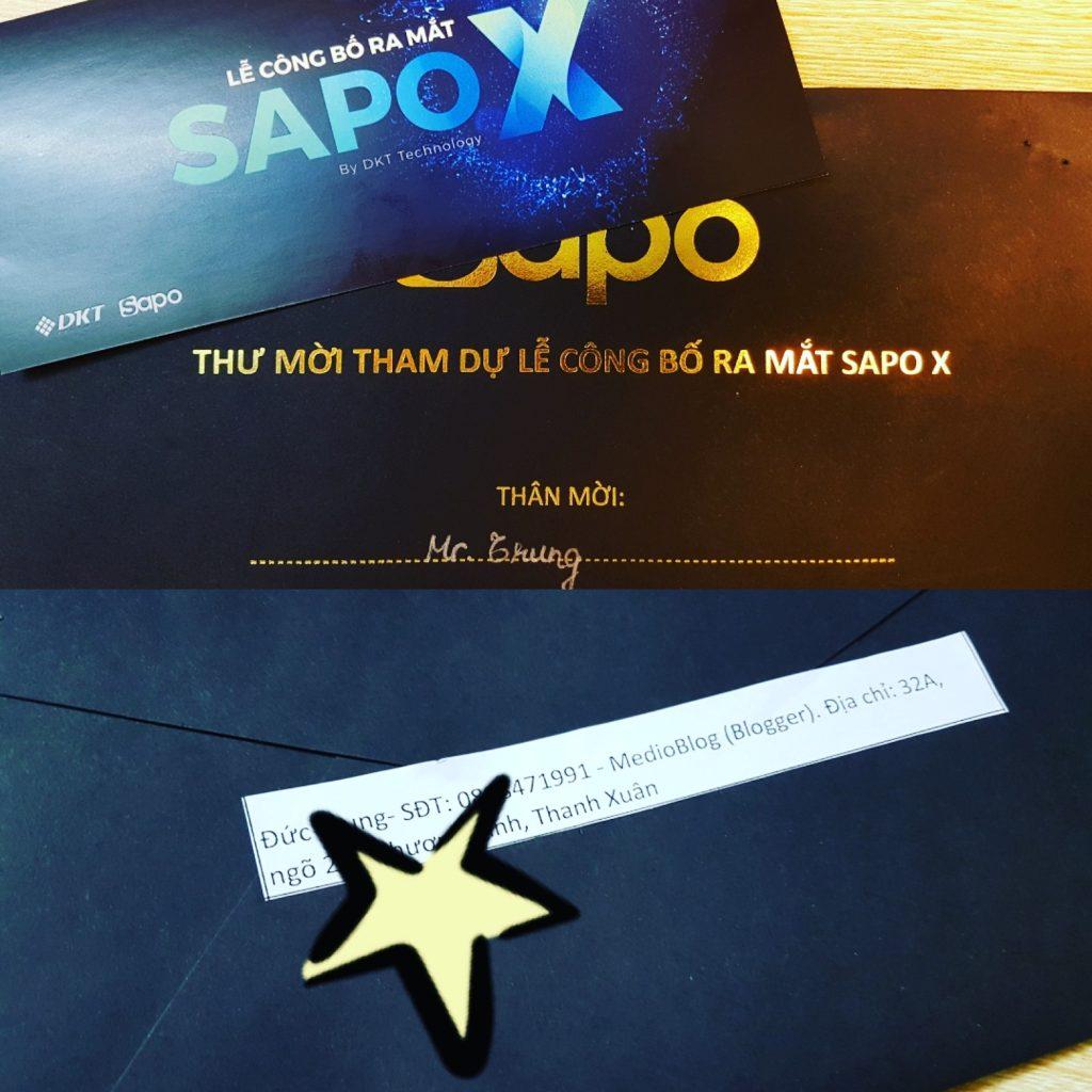 Ra mắt nền tảng bán hàng đa kênh sapoX