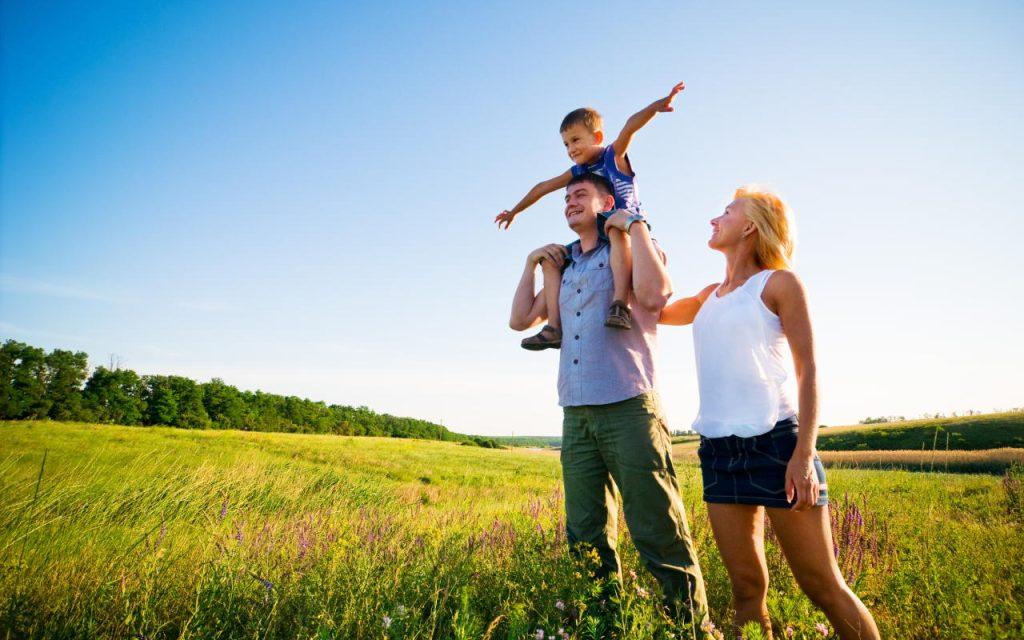 Dù không được chọn nơi mình sinh ra những có thể nỗ lực để quyết định điểm khởi đầu cho thế hệ sau