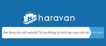 đăng ký dùng thử haravan