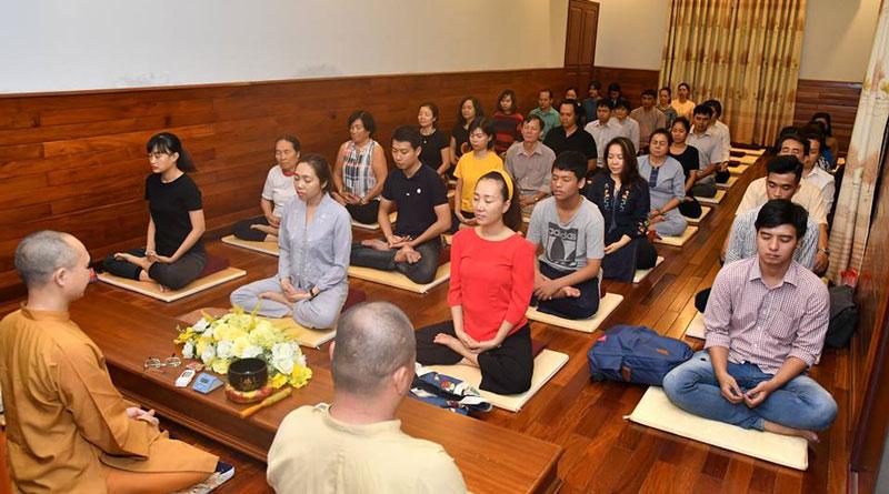 30 ngày với Thiền vipassana cùng Medio